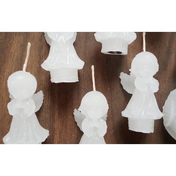 Angyalkák lótusszal (fehér)