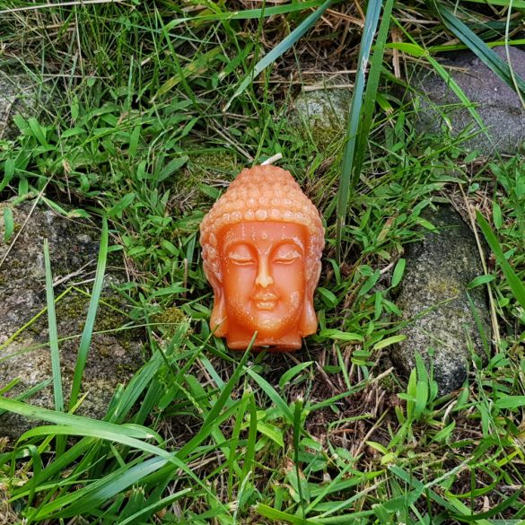 Nagy Buddhafej (színátmenetes)