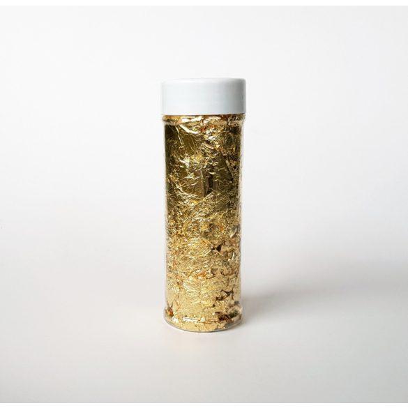 Arany henger (arany füstfólia pehely)
