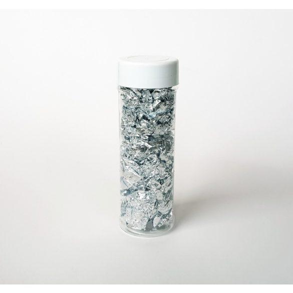 Ezüst henger  (ezüst füstfólia pehely)