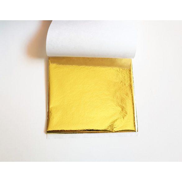 Díszítő lapocska (arany)