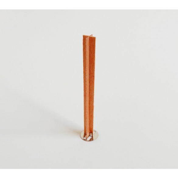 Fa gyertyakanóc talppal X (1 db)