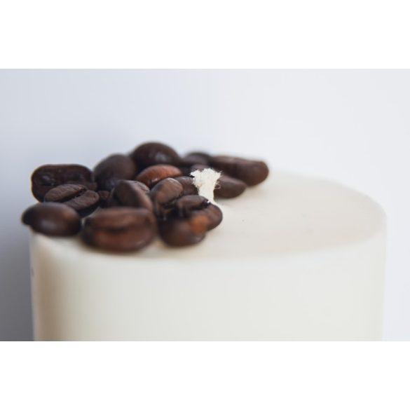 Kávé gyertyaillat