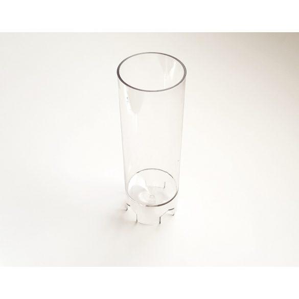 Műanyag henger gyertyaöntő forma