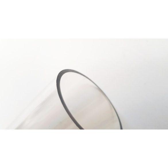 Műanyag henger gyertyaöntő forma (magasabb)
