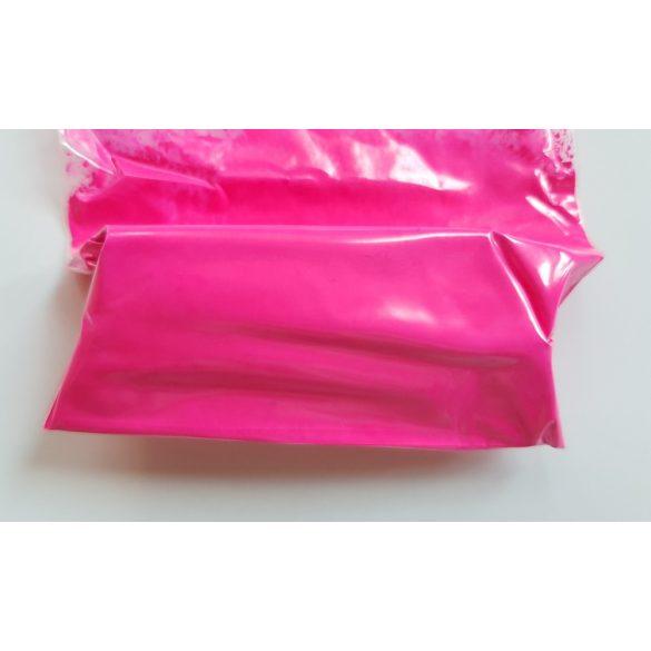 Neon pink pigment