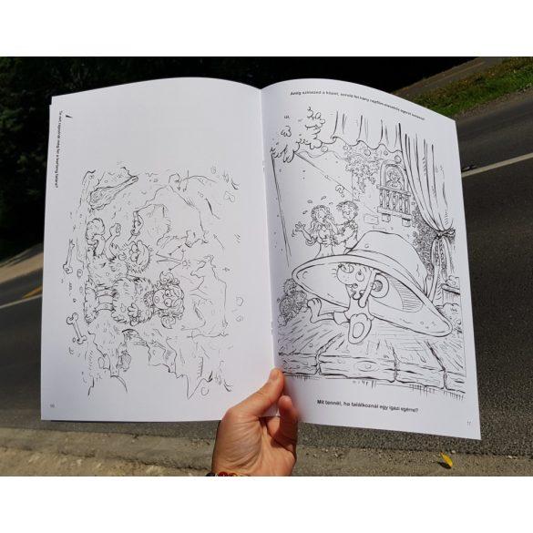 Színezz és rajzolj Talpigpraclival