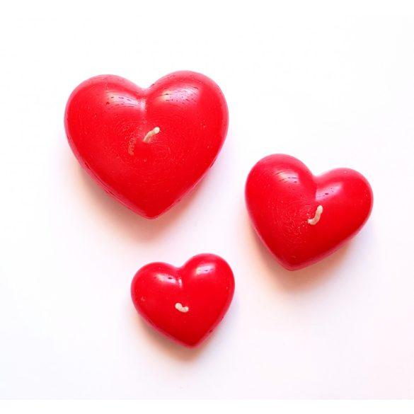 Kerekded szív (kicsi)