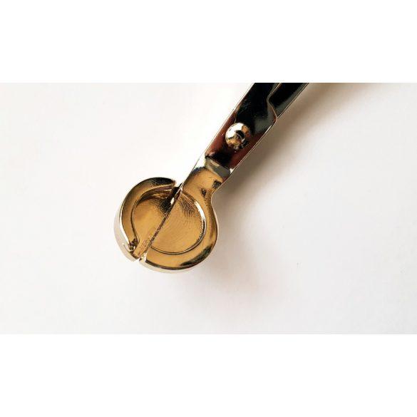 Kanócvágó olló (arany)
