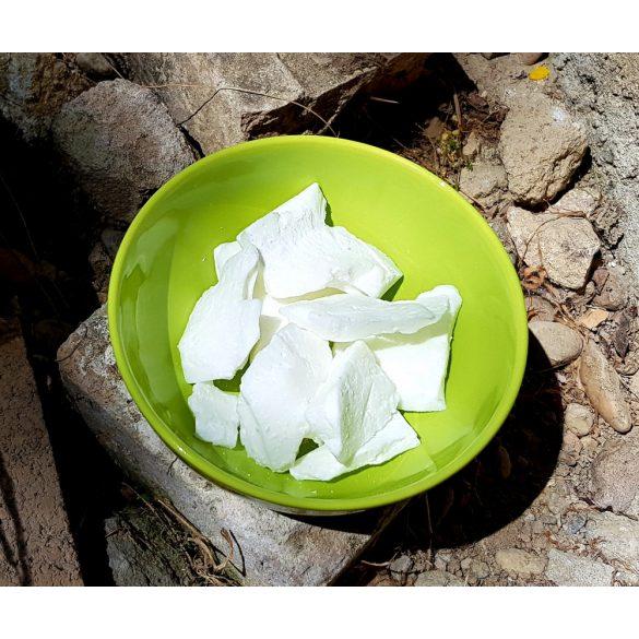 Kókuszos repceviasz tégelyes gyertya készítéséhez (0,5 kg)