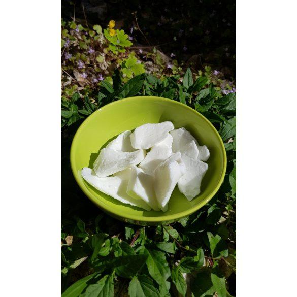 Repceviasz tégelyes gyertya készítéséhez (0,5 kg)