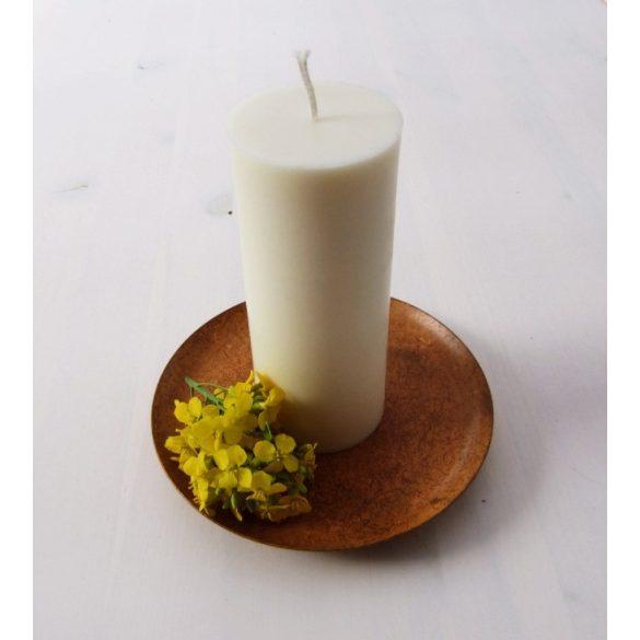 Repceviasz szabadon álló gyertya (tömbgyertya) készítéséhez  (1 kg)